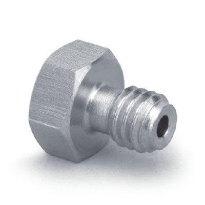 961L HAM-LET Chromatograph Male Nut