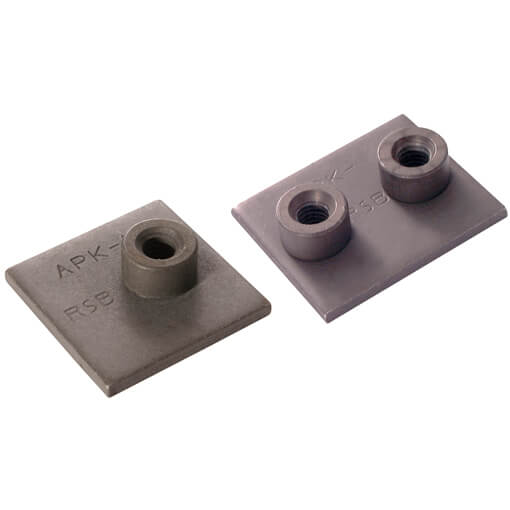 Series A Weld Plates