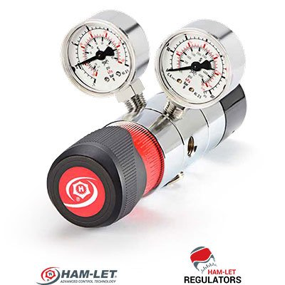 HAM-LET Pressure Regulators